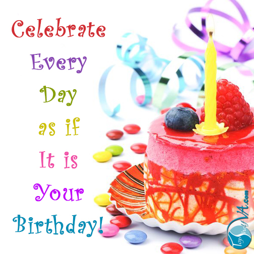 Top Shelf VA Services: Celebrate every day as if it is your birthday!